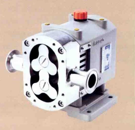 Rotor Lobe Pump
